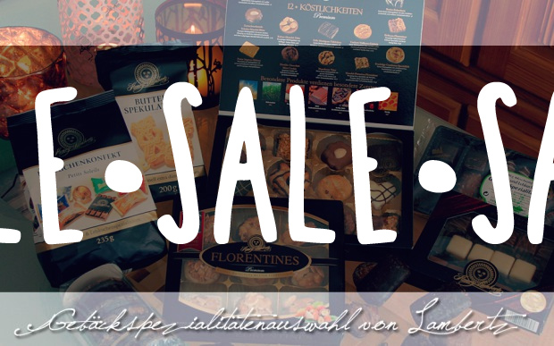 Sale / Ausverkauf bei Lambertz